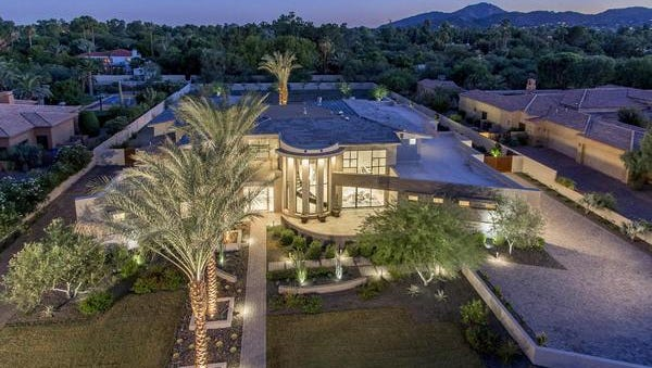 Joseph Hsu bought this $3.6 million Paradise Valley home.