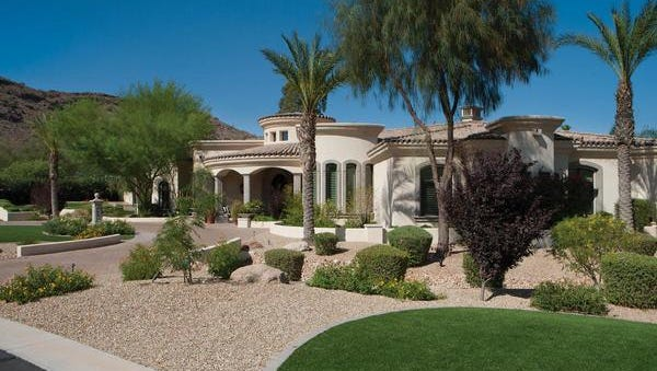 Dresser Properties LLC, a Delaware limited-liability company paid over $3.5 million for this home in Paradise Valley.