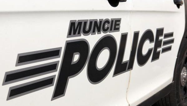 Muncie police car.