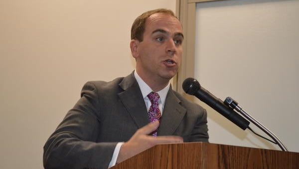 Developer Joshua Goldstein told the Ramapo school board on Aug. 26 that it was not fair to compare his proposed tax deal to commercial projects.