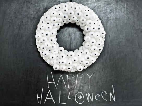 Crafts-Halloween Doors