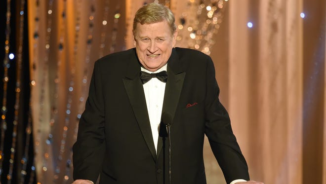Screen Actors Guild President Ken Howard during The 22nd Annual SAG Awards on January 30, 2016 in Los Angeles.