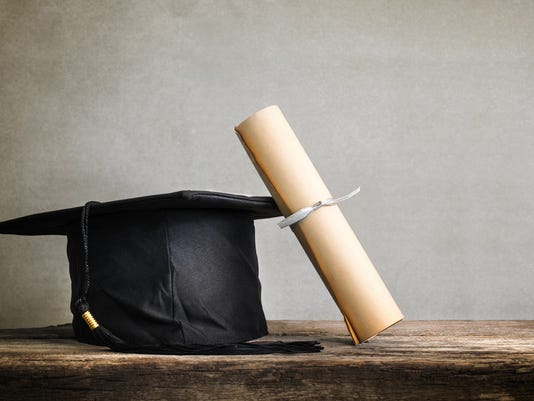 #stockphoto Graduation Stock Photo