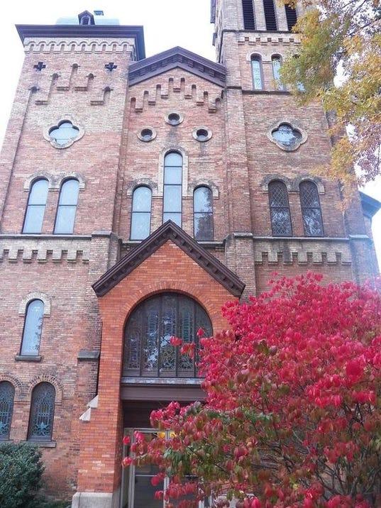 jackson church