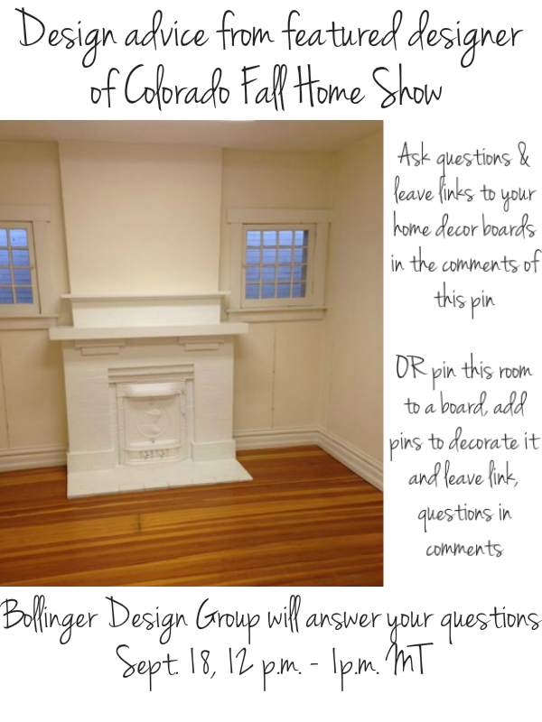 Free Design And Home Decor Advice In Pinterest Chat