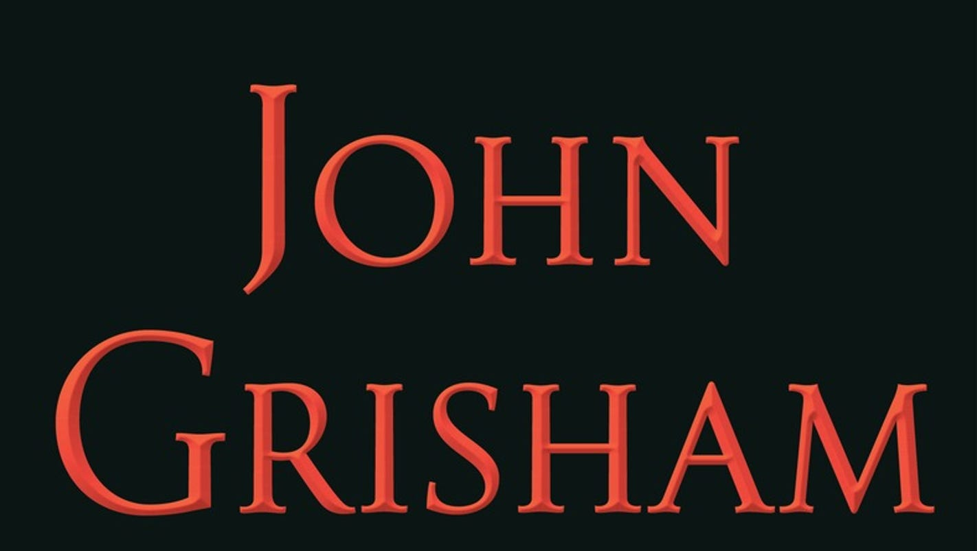the biography of the life and times of john grisham The testament (john grisham novel)  and-on drugs/alcohol several times, crashing harder every time  as being two immature kids living a pampered life with .
