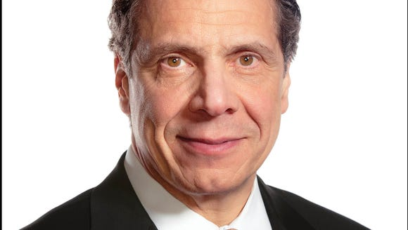 """Gov. Andrew Cuomo's memoir in 2014 was called """"All"""