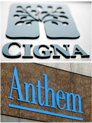 "Anthem is finally ending its $48 billion bid to buy rival Cigna, but Anthem says Cigna sabotaged the merger agreement and caused ""massive damages"" for Anthem, which provides Blue Cross-Blue Shield coverage in several states."