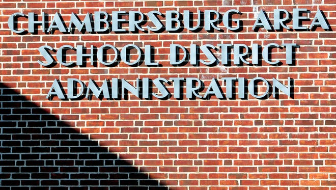 Chambersburg Area School District Administration building