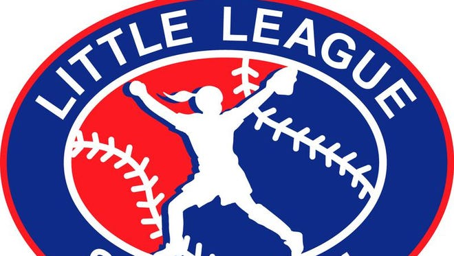 Little League softball logo
