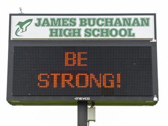 JBHS Violet Clark sign.jpg