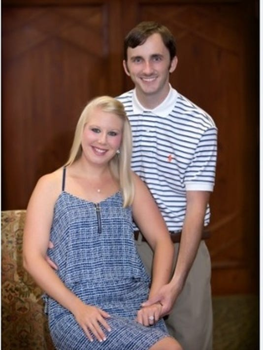 Engagements: Kristie Lauren Baxter & Scott Alan Fowler