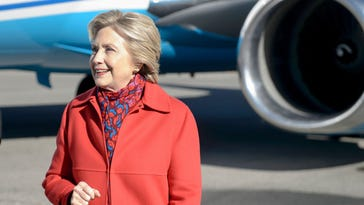 Hillary Clinton was never as popular in Michigan as her husband had always been, Buss writes.