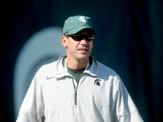 MSU co-offensive coordinator Dave Warner has come under