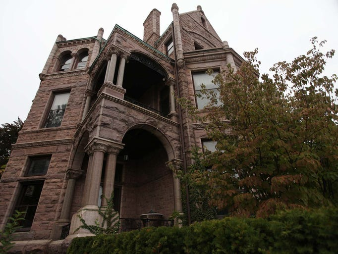 The Whitney restaurant in Detroit is said to be haunted