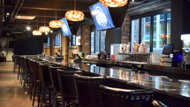 Nashville Underground is now open at 105 Broadway after a major renovation to the building.