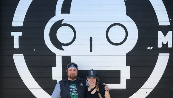 Nick and Sara Davidson have reopened Tin Man's taproom