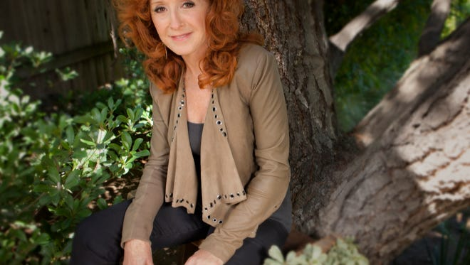 """Starting in 2004, Bonnie Raitt experienced the deaths of her mother, father and brother. """"My natural state is to be positive and outgoing, and I knew that I needed to accept a wintertime that I was going through and to feel all of those feelings and not medicate them away,"""" she says."""