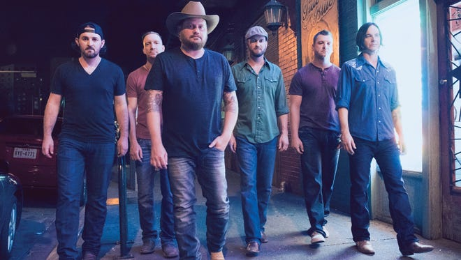 The Randy Rogers Band will perform Wednesday at Brewster Street Ice House.