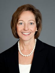 Mary Laschinger, CEO of Veritiv Corp.
