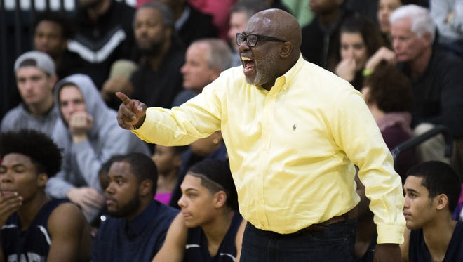 In 14 seasons as head coach of the Atlantic City boys' basketball team, Gene Allen has won 299 games. He's directed the Vikings to three Group 4 state titles and six sectional championships.
