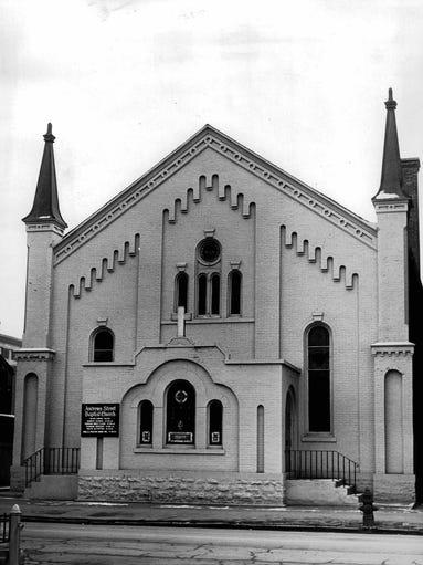 Andrews Street Baptist Church, 290 Andrews Street,