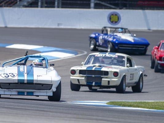 Indy Legends Charity Pro-Am Race