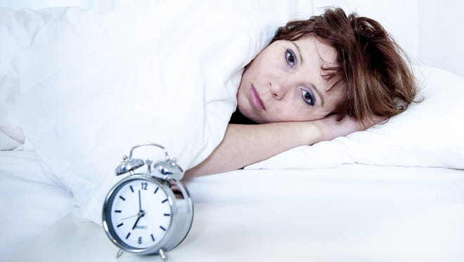 Sleep has cycles and having 4-6 wake periods during the night is normal.