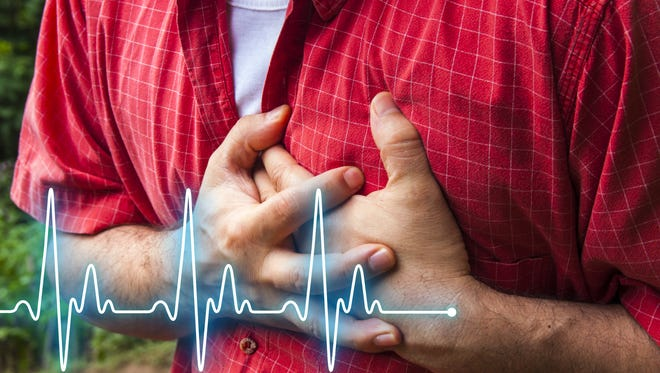 Take chest pain seriously.