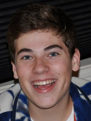 Grant Egbers, a 15-year-old St. Xavier High School student, passed away Saturday.