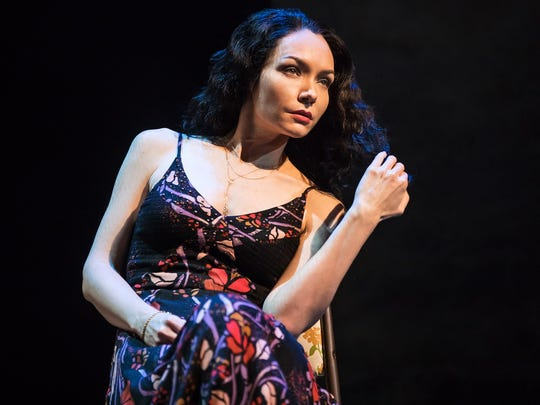 Katrina Lenk is nominated for a 2018 Tony Award for