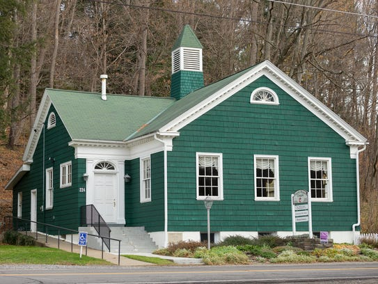 The Forest Home Chapel is celebrating its centennial
