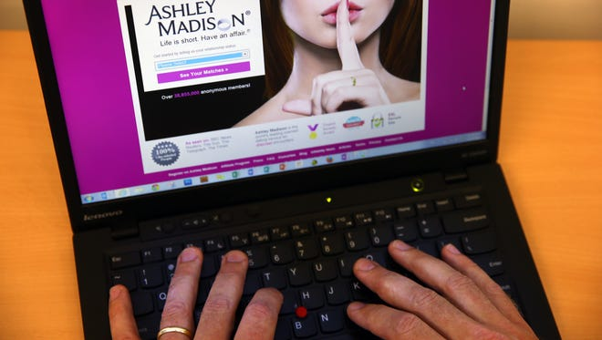 Hackers who stole customer information from the cheating site AshleyMadison.com dumped 9.7 gigabytes of data to the dark web on Tuesday, fulfilling a threat to release sensitive information including account details, log-ins and credit card details, if Avid Life Media, the owner of the website didn't take Ashley Madison.com offline permanently.