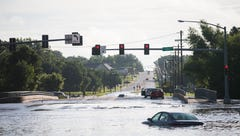 The Scanner Squad beat the media on flooding coverage with a reporting corps a thousand strong