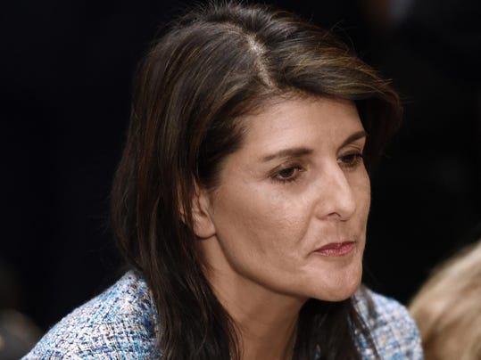 US to impose more sanctions on Russia after chemical attack in Syria, Haley says
