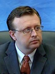 Mathew Foley: former BMV deputy director for fee management.