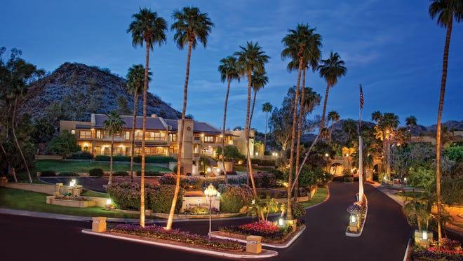 The Pointe Hilton Squaw Peak Resort in Phoenix.