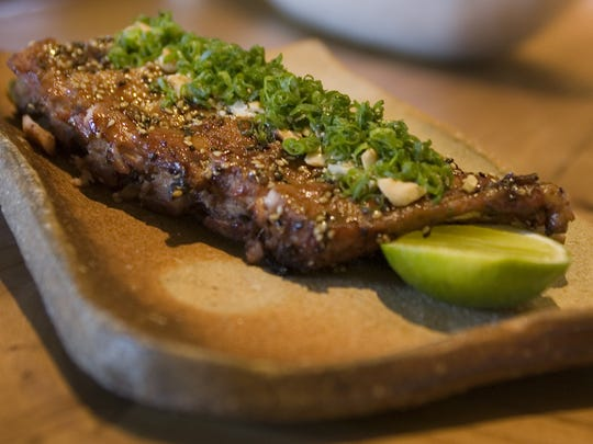 Scottsdale steak-and-sushi spot Roka Akor manages to be edgy without being obnoxious.