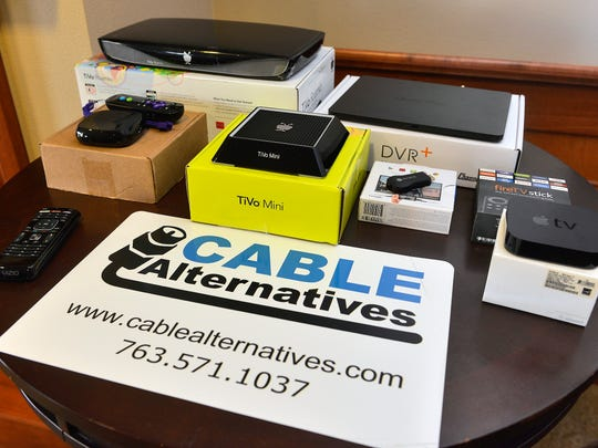 Cable Alternatives offers a variety of alternative technologies to the standard programming provided by cable and satellite television companies. TiVo, Apple TV, Roku, Chromecast and other products can offer recordings from broadcast television, Internet streaming of content or the option to purchase shows a la carte.