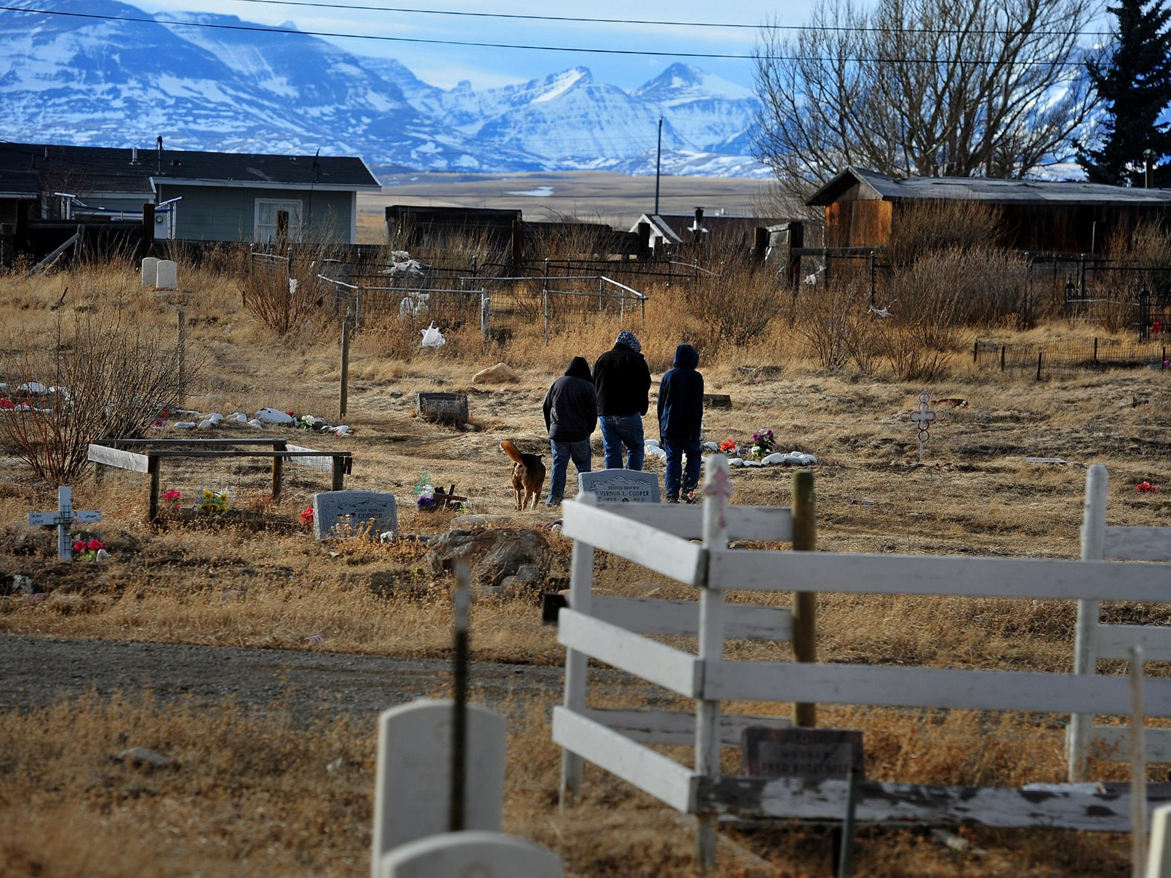 Browning, on the Blackfeet Reservation, faces a shortage