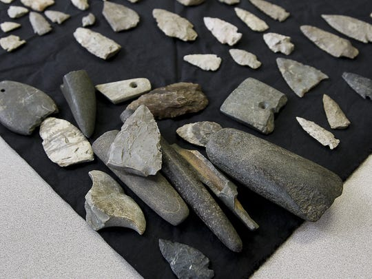 5,000-year-old artifacts found on Charlotte farm