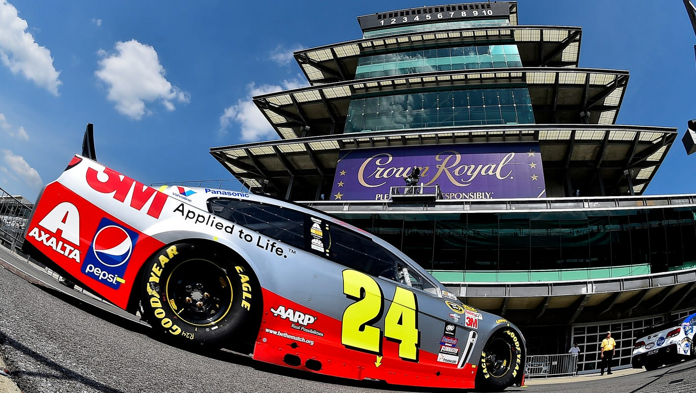 Which NASCAR drivers are best for fantasy lineup at Indianapolis?