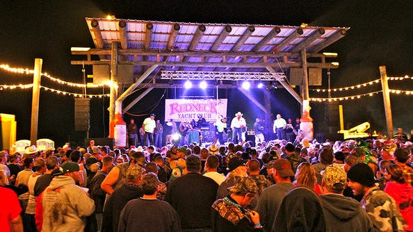 Mud Bash 6 includes music Feb. 6 and 7, including a DJ with contests and The Jimmie Van Zant Band at the Fandemonium stage.