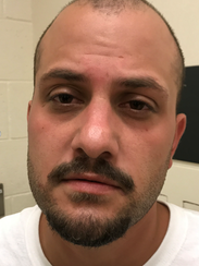 Brian Ramirez, 28, of Cathedral City was arrested Wednesday