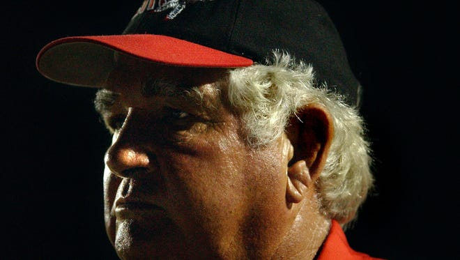 Billy Livings coached Vero Beach High School's football team to 211 wins and one state title in 26 seasons.
