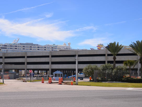 Port Canaveral Says Drop In Cruise Volume Is Temporary