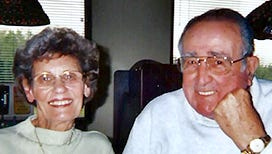 Donati 70th Wedding Anniversary