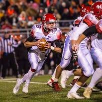 Johnstown football unable to slow unbeaten Wheelersburg