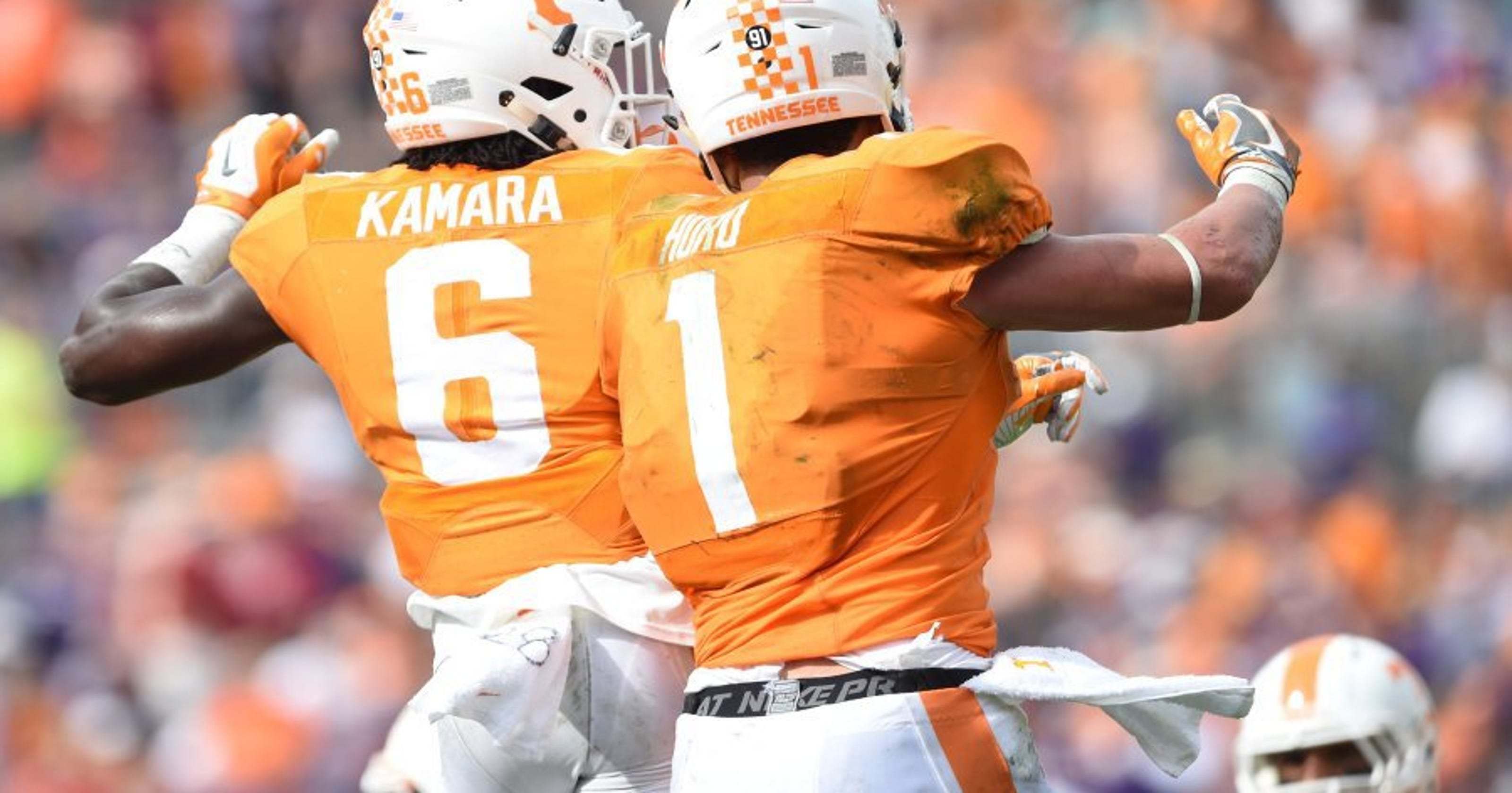 Outback Bowl: Report card: How Tennessee graded against
