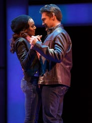 Deborah Cox and Judson Mills star in the stage production